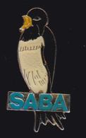 61420- Pin's-Saba.Hirondelle.. - Animaux