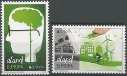 Aland Islands, 2016. Europa CEPT. Think Green.  MNH - Ålandinseln