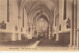 CHATEAUGIRON  Petit Séminaire Intérieur De La Chapelle - Châteaugiron