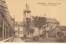 CHATEAUGIRON  Petit Séminaire  Chapelle Et Jardin - Châteaugiron