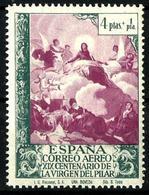España Nº 912 Nuevo. Cat.32€ - 1931-50 Unused Stamps