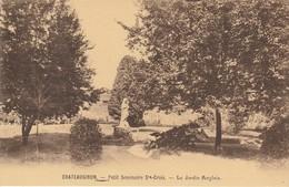 CHATEAUGIRON  Petit Séminaire  Le Jardin Anglais - Châteaugiron