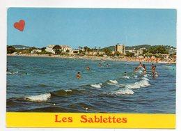 03829-LE-83-LES SABLETTES-A Gauche,l' Hôtel Du Golf--------animée - Other Municipalities
