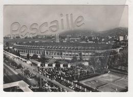 PIEMONTE - CP TORINO - STADIO COMUNALE - EDIZ. G. RATTI TORINO - CIRCULEE EN 1955 - STADE DE FOOTBALL - Estadios E Instalaciones Deportivas