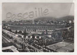 PIEMONTE - CP TORINO - STADIO COMUNALE - EDIZ. G. RATTI TORINO - CIRCULEE EN 1955 - STADE DE FOOTBALL - Stadi & Strutture Sportive