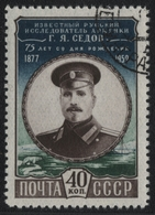 Russia / Sowjetunion 1952 - Mi-Nr. 1634 Gest / Used - G. Sedow - 1923-1991 UdSSR
