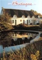 La Bretagne Pittoresque Au Coeur De La Presqu Ile Guerandaise  Parc Naturel Regional De Briere 7(scan Recto-verso) MA938 - Otros Municipios