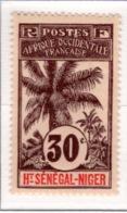 Ex Colonie Française  *  Haut Sénégal & Niger  *  Poste  9  N** - Unused Stamps