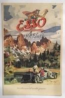 30209 Esso Il Super Carburante - Publicité