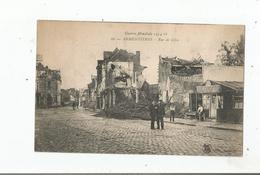 ARMENTIERES 60 GUERRE MONDIALE 1914.18 RUE DE LILLE (ESTAMINET AVEC BIERE D'ARMENTIERES) - Armentieres