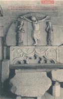 GERONA - N° 1627- MUSEO PROVINCIAL CALVARIO DEL HOSPITAL VIEJO DE GERONA Y PIEDRAS SEPULCRALES HEBREAS - Gerona