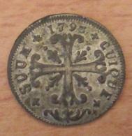 """Achat Immédiat - Suisse - Monnaie 1/2 Batzen Canton De Neuchâtel 1793 """"SUUM CUIQUE"""" - Billon - Suisse"""