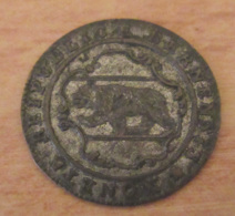 Achat Immédiat - Suisse - Monnaie 1/2 Batzen Canton De Berne 1777 - Billon - Suisse
