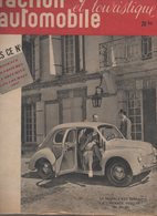 L'action Automobile De Novembre 1946: :la Nou Velle 4CV Renault (CAT 1594) - Desde 1950