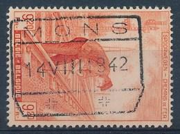 """TR 260 - """"MONS"""" - (ref. 30.454) - Chemins De Fer"""