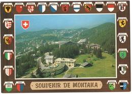 Souvenir De Montana - (Schweiz/Suisse) - VS Valais