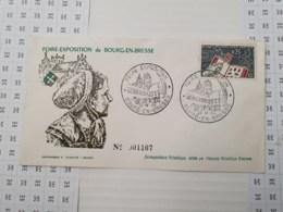 Bourg En Bresse 1964 - FDC