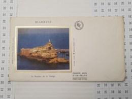 Le Rocher De La Vierge à Biarritz 1978 - Non Classés