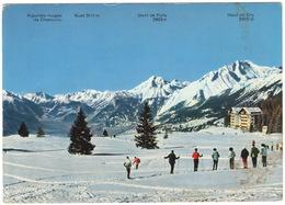 Crans S/Sierre  Alt. 1500-2600 M. - L'école Suisse De Ski-   - (Schweiz/Suisse) - VS Valais