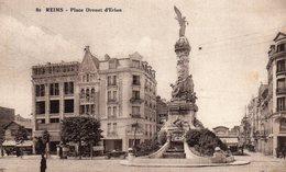 """REIMS """" Place Drouet D'Erlon"""" - Reims"""