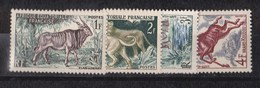 A.E.F N° 238 à 241** - Unused Stamps