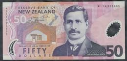 New Zealand - 50 Dollars 2014 -  P.188c - Nouvelle-Zélande