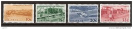 Suriname 427-430 MNH ;Brokopondo Waterkrachtcentrale 1965 NOW SPECIAL SURINAME SALE - Suriname ... - 1975