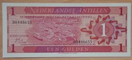 PAYS-BAS Antilles Néerlandaises 1 Gulden 08 Septembre 1970 - Antilles Néerlandaises (...-1986)
