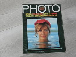 PHOTO. N°2. NUMERO 2. FRANCOISE HARDY. SEPTEMBRE OCTOBRE 1967. 88 Pages. CINEMA SON. - Cine