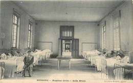 SOISSONS - Hospices Civils, Salle Broca. - Soissons