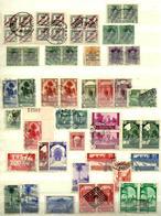 Marruecos Español 45 Sellos Usados. - Spanish Morocco