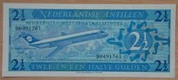 PAYS-BAS Antilles Néerlandaises 2 1/2 Gulden 08 Septembre 1970 - Antilles Néerlandaises (...-1986)