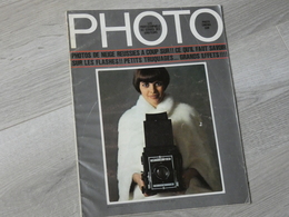 PHOTO. N°4. NUMERO 4. MIREILLE MATHIEU. DECEMBRE 1967. 86 Pages. CINEMA SON. - Kino