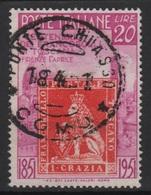 1951 Centenario Francobolli Toscana - 1946-.. République