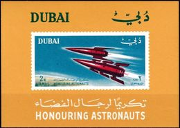 DUBAI 1964 Mi-Nr. Block 14 ** MNH - Dubai