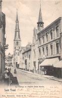 Le Collège Et L'Eglise Saint Martin - Sint-Truiden - Sint-Truiden