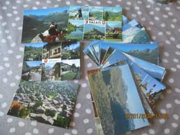 Suisse:lot  + De  30  Cpm - Postcards