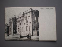 VIRTON - HOTEL DE VILLE - NELS S32 NO8 - Virton