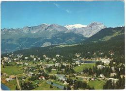 Montana-Crans - Vue Aérienne (VS, Alt. 1500 M)    - (Schweiz/Suisse) - VS Valais