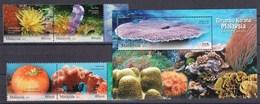 Malaysia 2013 Marine Life Corals 4v + SS MNH - Marine Life