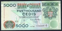 Ghana - 5000 Cedis 2000 - P.34e - Ghana