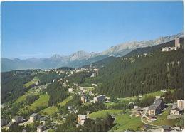 Crans-Montana, Alt. 1500 - 3000 M  - (Schweiz/Suisse) - VS Valais