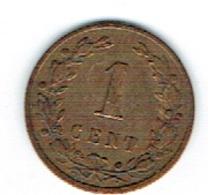 Nederland 1 Cent  1892 - Sonstige