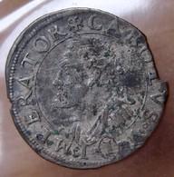 Franche-Comté - Gros 1623 Besançon Sous Philippe IV - 476-1789 Feodale Periode