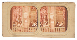 Stereoview - Haymarket LONDON - Hold-to-light Or Tissue View - Visionneuses Stéréoscopiques