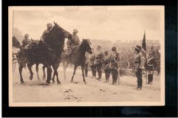 Ternopil Tarnopol German Emperor Garde Artillery Regiment WW1 Ca 1915 Old Postcard - Ukraine