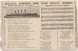 Célèbre Cantique Du TITANIC - Steamers