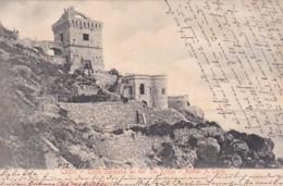 4811193Capri, Torre Saracena An Der Via Krupp, - 1906. (see Backside) - Napoli (Naples)