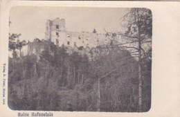 4811202Ruine Rafenstein. (Verlag B. Peter, Meran 1905.) - Bolzano (Bozen)