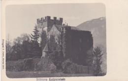 4811204Schloss Katzenstein. (Verlag B. Peter, Meran 1905.) - Merano